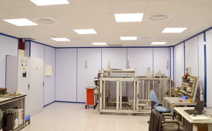 Reformas sector industrial. Creación de espacios de trabajo en la industria en Bilbao Bizkaia